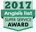 Angie's List Super Service Award 2017 - MEP Home Services
