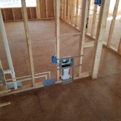 MEP Construction Project, New Construction Electrical System Instillation