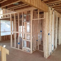 MEP Construction Project, New Construction HVAC and Electrical