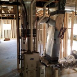 New HVAC System, MEP New Construction Project