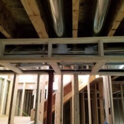 HVAC and Electrical Systems, MEP New Construction Project