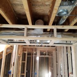 Electrical and HVAC Whole Home Systems, MEP Construction Project, New Construction