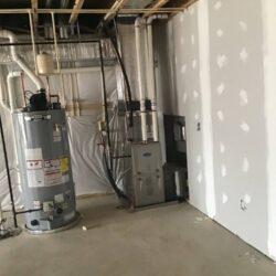 MEP New Construction, Preston Lakes, Hot Water Heater