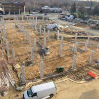 Fairfax Gateway building 600, MEP Multi-Family Construction