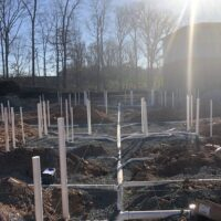 Forest Glen Project, MEP Multi-Family Construction, Plumbing