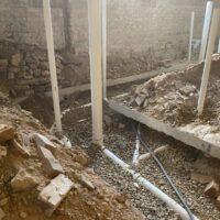 800 Constitution Ave, MEP Multi-Family Construction, Plumbing
